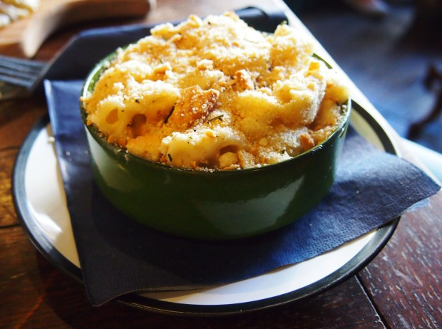 Wave Maiden Mac and Cheese
