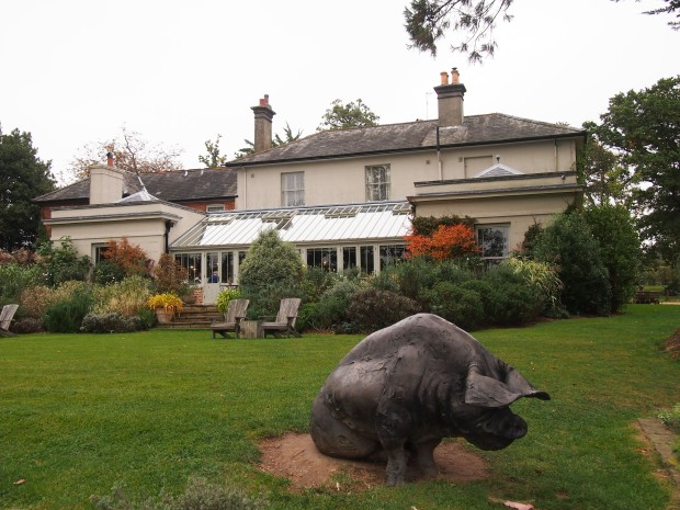 The Pig Brockenhurst External