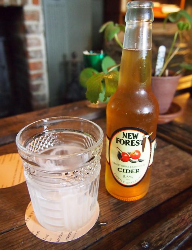 The Pig Brockenhurst New Forest Cider