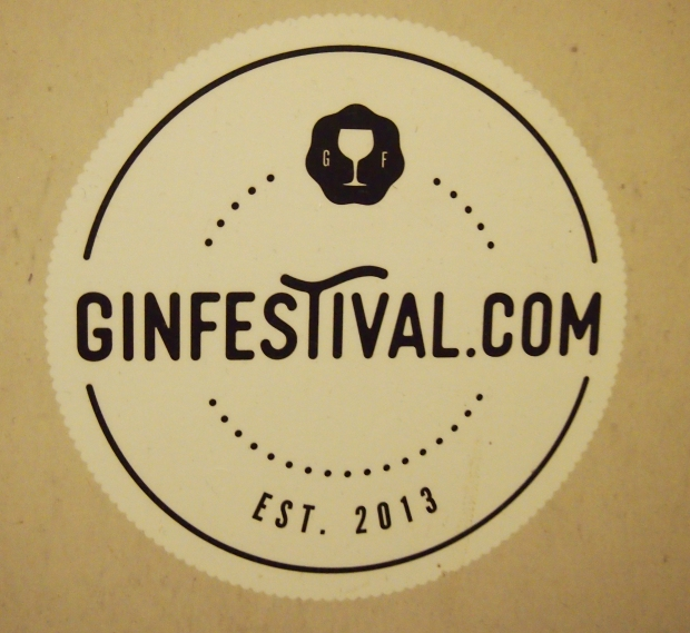 Gin Festival Portsmouth Sticker