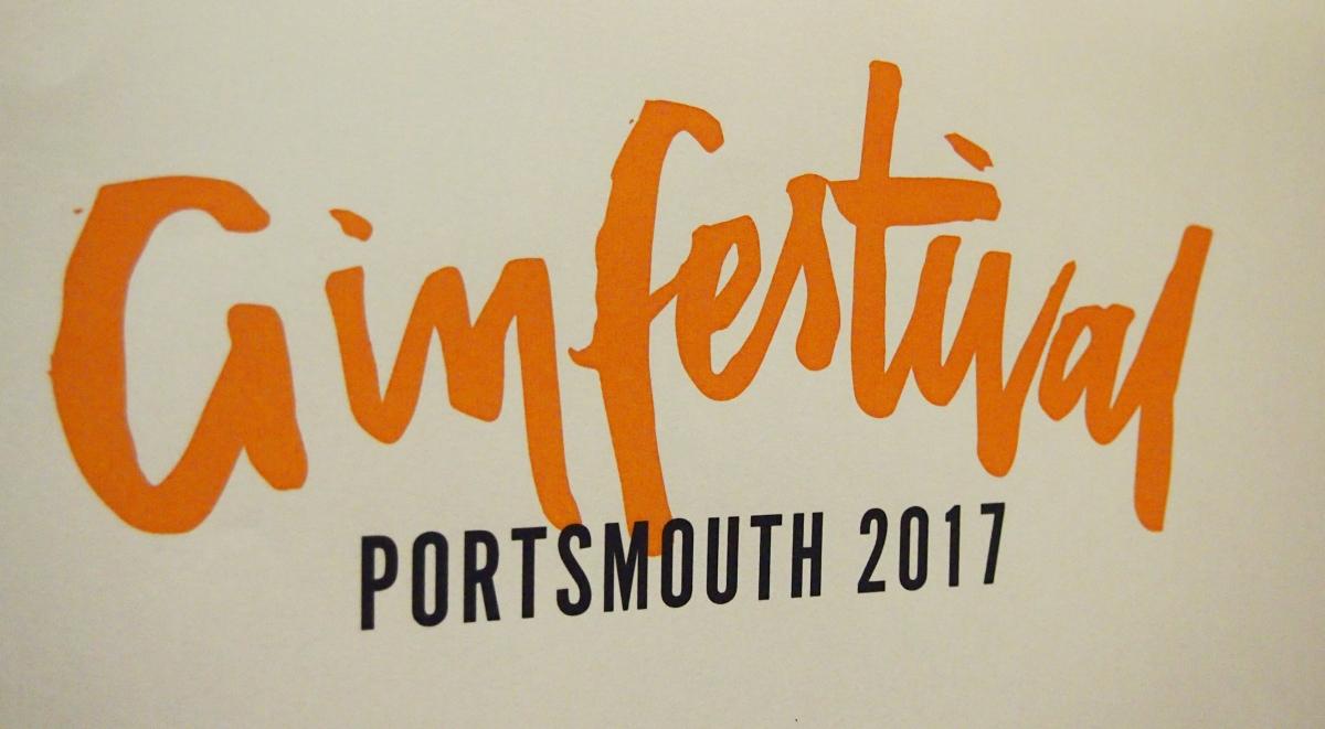 Gin Festival Portsmouth Banner