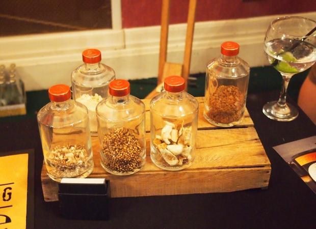 Gin Festival Portsmouth Botanicals