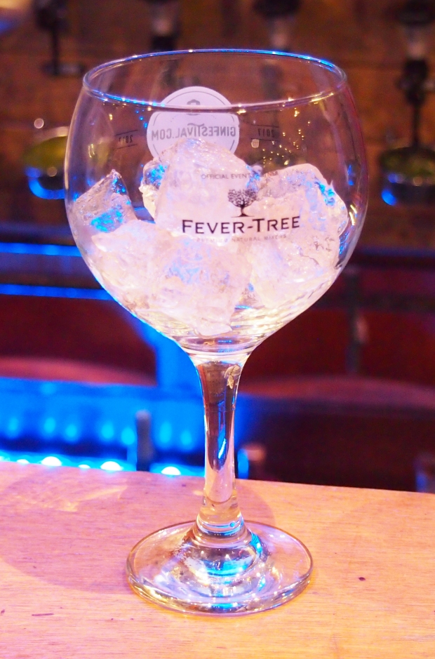 Gin Festival Portsmouth Fever Tree Glass