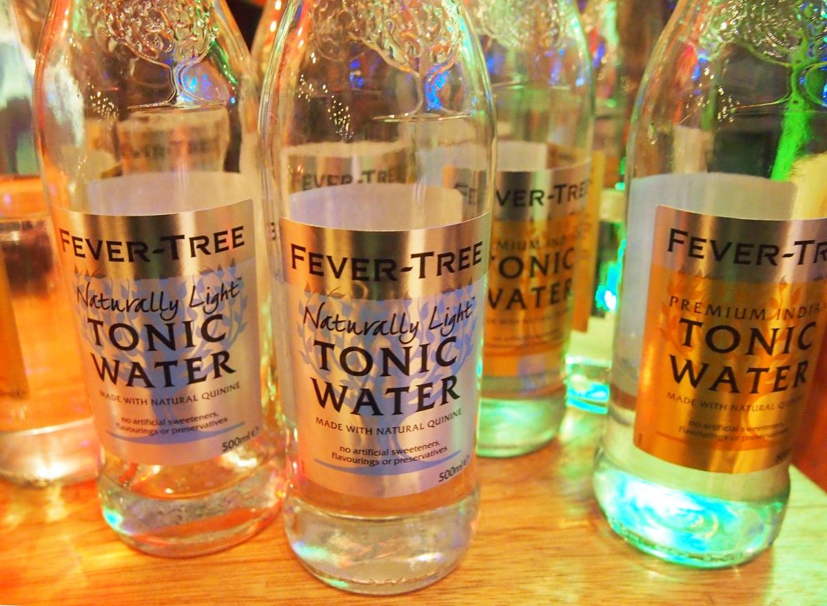 Gin Festival Portsmouth Fever Tree Tonic 2